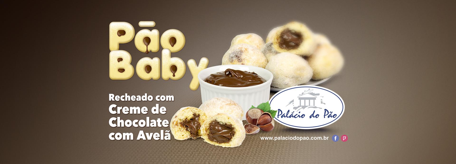 campanha pão baby Padaria Palácio do Pão