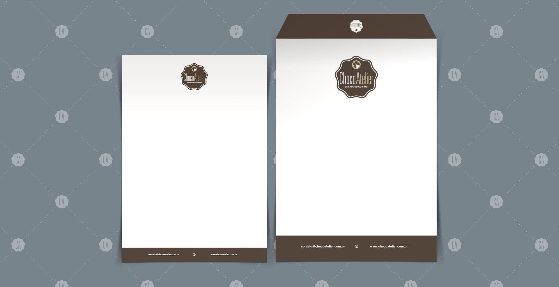 envelope ChocoAtelier