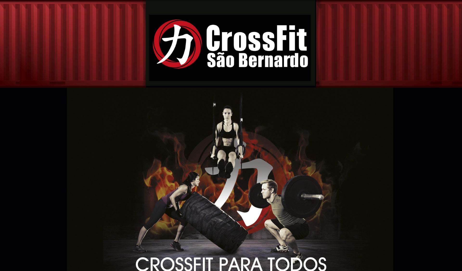 Conceito CrossFit São Bernardo