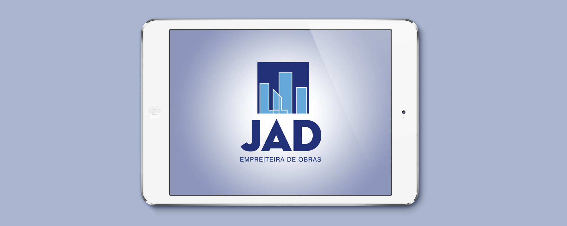 Logotipo JAD Empreiteira