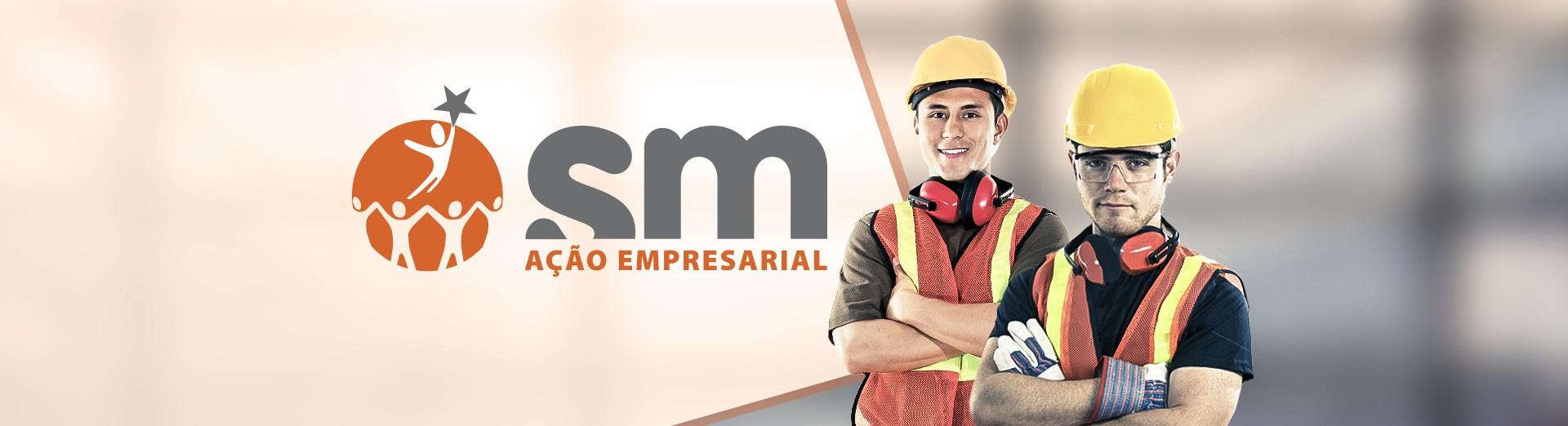 Logotipo SM Ação Empresarial
