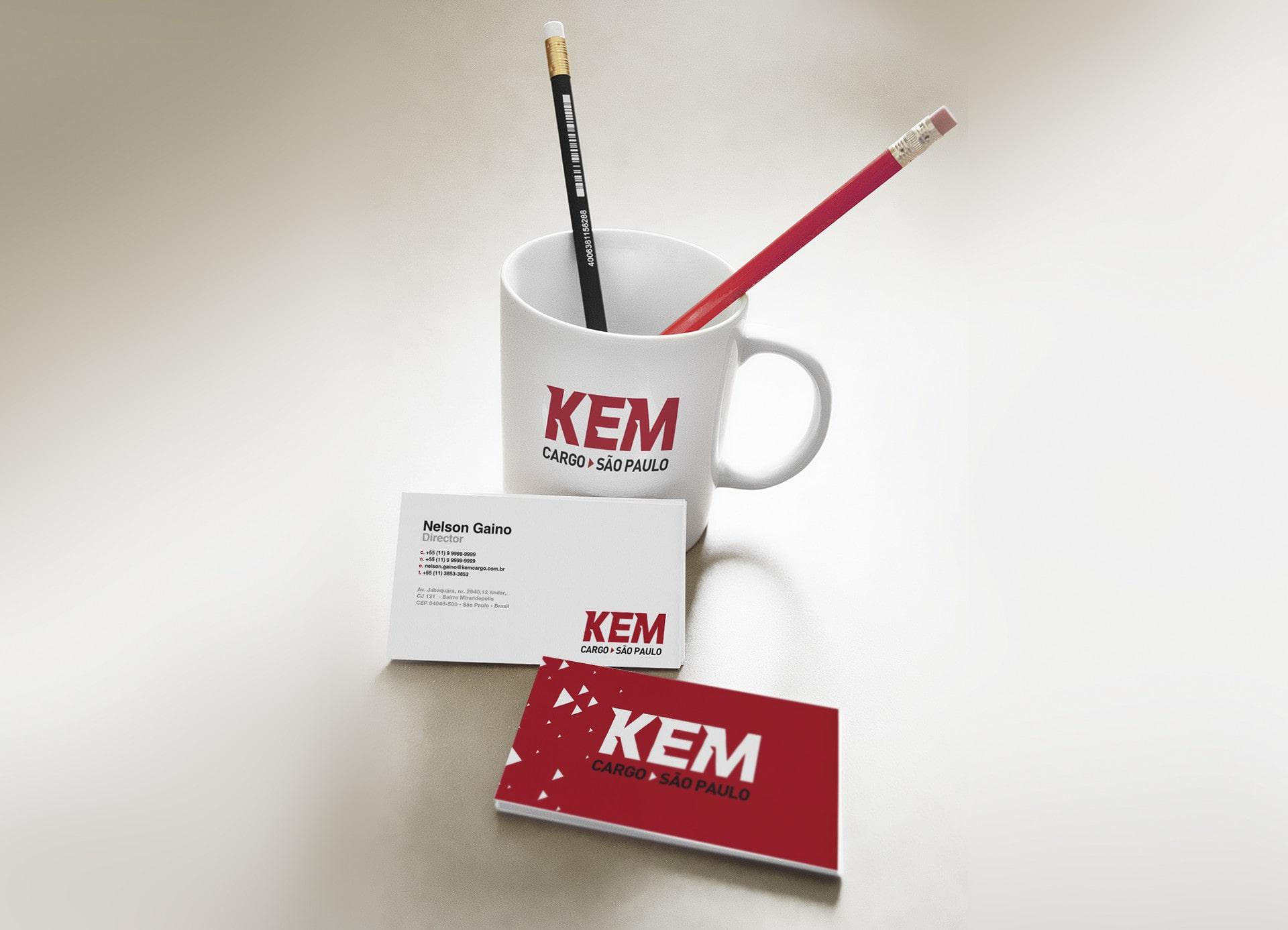 Identidade KemCargo